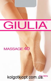 GIULIA гольфы MASSAGE 40 gambaletto