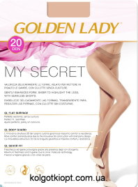 GOLDEN LADY колготки MY SECRET 20