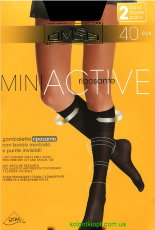 OMSA гольфы MINIACTIVE 40 gambaletto 2p.