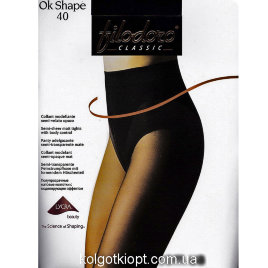 FILODORO колготки OK SHAPE 40 control top