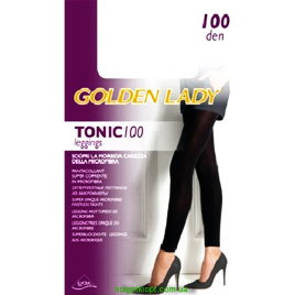 GOLDEN LADY леггинсы TONIC leggings 100