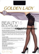GOLDEN LADY колготки BEAUTY 15 bodyslim