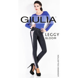 GIULIA леггинсы LEGGY BLOOM model  01