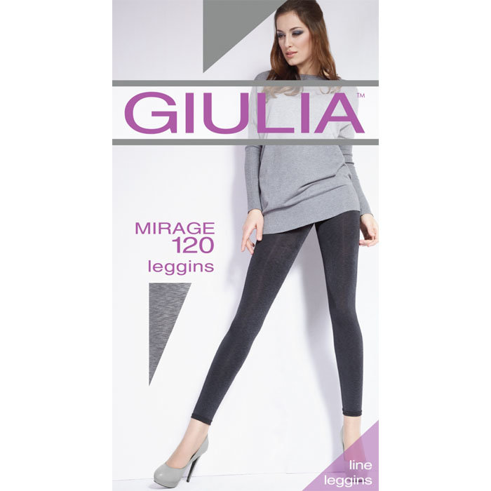 GIULIA легинсы MIRAGE 120 leggins