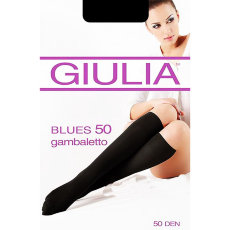 GIULIA гольфы BLUES 50 gambaletto
