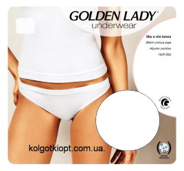 GOLDEN LADY SLIP vita bassa (GoldenLady)